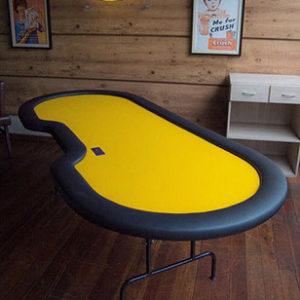 mesa de poker personalizada modelo carolina