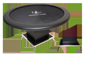 mesa de poker personalizada modelo mary